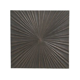 Modern Contemporary Carved Wood Medallion Wall Art Allmodern