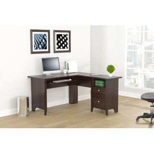 Keira L-Shaped Computer Desk