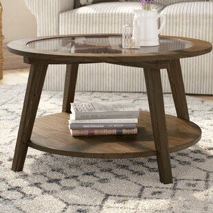 Priston Coffee Table by Gracie Oaks