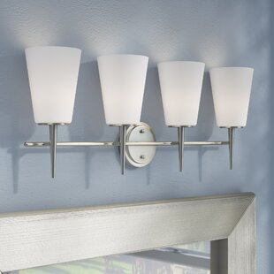 Look for Ganador 4-Light Vanity Light By Langley Street