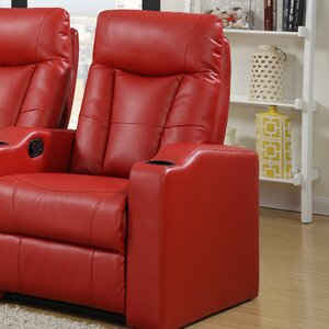 Eugenia Home Theater Right Facing Recliner
