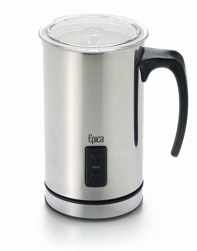 stove milk frother. Automatic Electric Milk Frother And Heater Carafe Stove