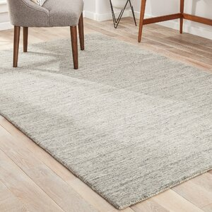 Helen Hand-Woven Gray/Taupe Area Rug