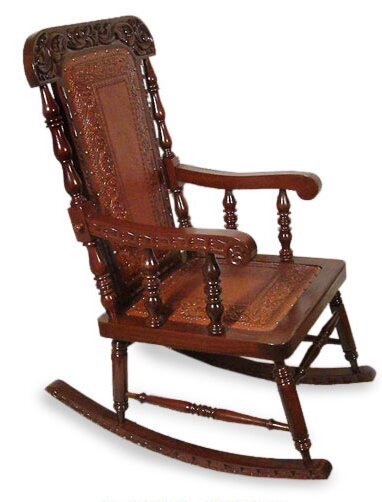 Nobility+Rocking+Chair