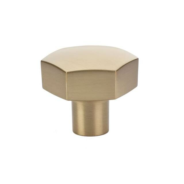 Urban Modern Hexagon Novelty Knob