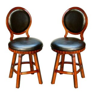 Carolina 26 Swivel Bar Stools (Set of 2) Mintra