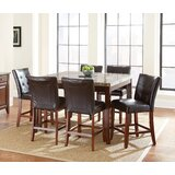 Lawhon 7 Piece Dining Set by Millwood Pines
