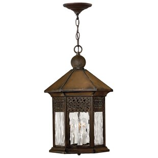 Hinkley Lighting Westwinds 3-Light Outdoor Hanging Lantern
