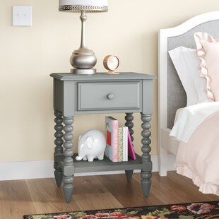 Clearance Aoife 1 Drawer Nightstand ByMistana