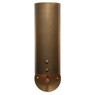 Hiltonia 1-Light Armed Sconce ..
