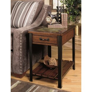 Inexpensive End Table With Storage By Wildon Home ®