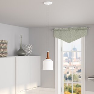 Langley Street Evelyn 1-Light Drum Pendant