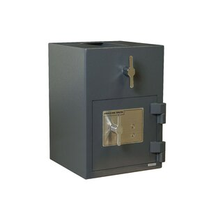 Hollon Safe Rotary Hopper Commercial Depository Safe