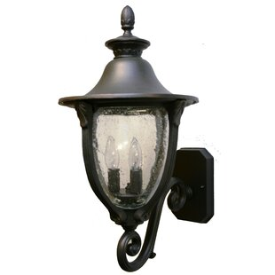 Look for Phillipstown 3-Light Outdoor Sconce By Alcott Hill