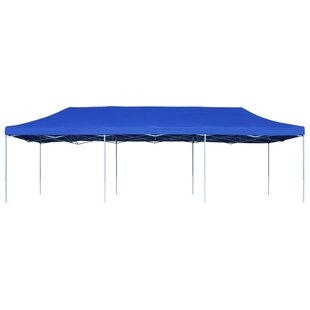Boudreau 3m X 9m Steel Pop-Up Party Tent By Sol 72 Outdoor