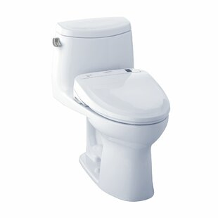 Toto Ultramax II 1.28 GPF Elongated One-Piece Toilet