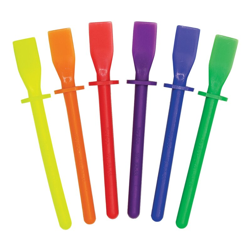 Plastic Glue Spreaders
