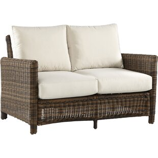 Spring Del Ray Loveseat with Cushions