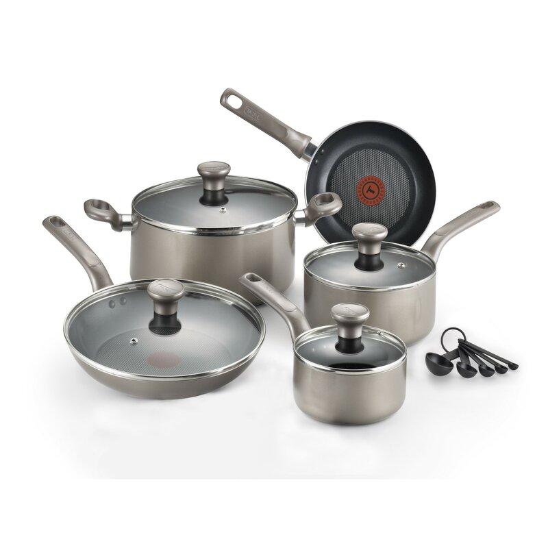 Kitchenaid 14 Piece Cookware Set