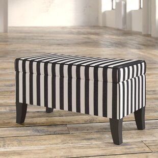 Willa Arlo Interiors Annabelle Upholstered Storage Bench