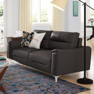 Malissa Leather Sofa