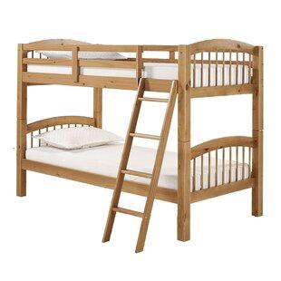 Harriet Bee Bechtol Twin Bunk Bed