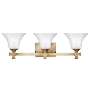 Comparison Marchienne 3-Light Vanity Light By House of Hampton