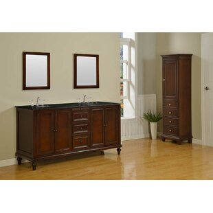 Elmirasol 70 Double Bathroom Vanity Set by Darby Home Co