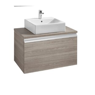 Heima 81cm Wall Mounted Vanity Unit Base By Roca