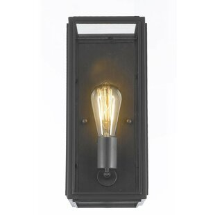 Affordable Price Mcnealy Filament Outdoor Flush Mount By Williston Forge