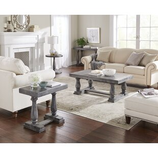 Squire 4 Piece Coffee Table Set