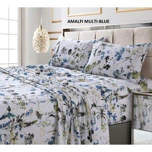 Darby Home Co Fegan 300 Thread Count 100% Cotton Sheet Set