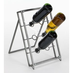 Miranda Tabletop Wine Bottle Rack by Orren Ellis