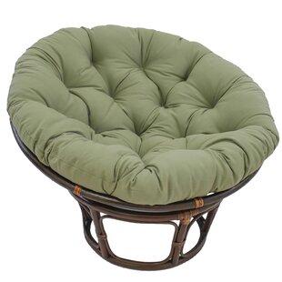 Superieur Swivel Papasan Chair Cushion | Wayfair
