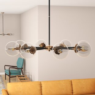 Wade Logan Monaca 8-Light Chandelier