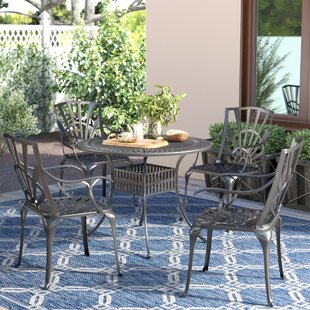 Astoria Grand Frontenac 5 Piece Dining Set