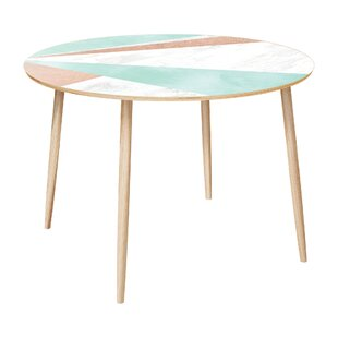 Asha Dining Table Bungalow Rose