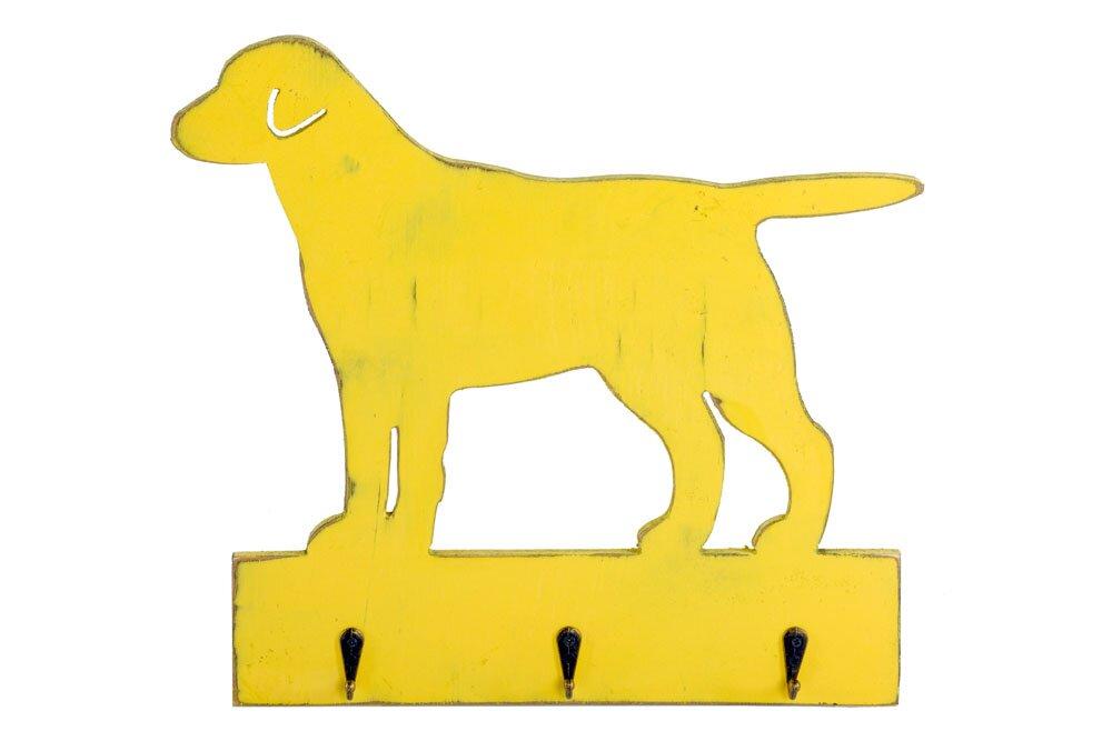 geko products garderobenleiste vintage dog shape. Black Bedroom Furniture Sets. Home Design Ideas