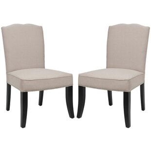 Hodgson Parson Chair (Set of 2) (Set of 2) by Red Barrel Studio
