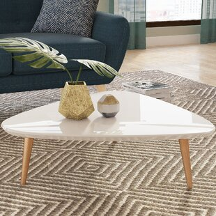 Lemington Coffee Table With Splayed Legs by George Oliver Wonderful