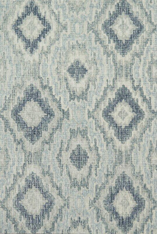 Zeinab Hand Hooked Wool Area Rug