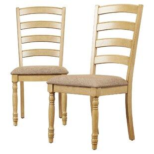 Loon Peak Camillia Dining Chair (Set of 2)