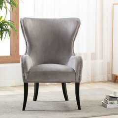 Recycled Wingback Accent Chairs You Ll Love In 2021 Wayfair
