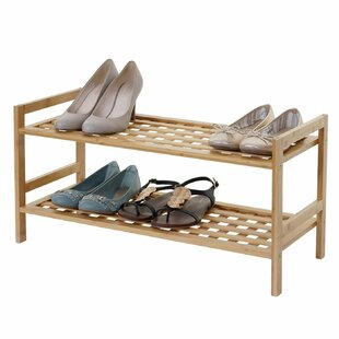 Stackable Shoe Rack By Symple Stuff
