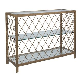 Metal Designs Console Table