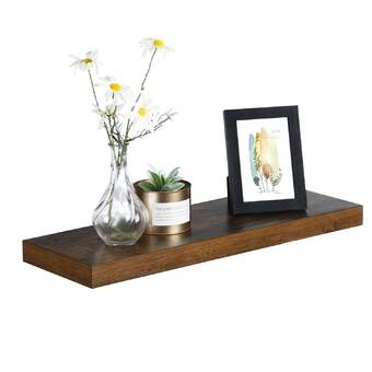 17 Stories Tioga Wall Shelf Wayfair
