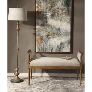 Christiana Upholstered Bench by One Allium Way