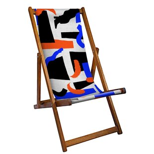 Folding Deck Chair By Sol 72 Outdoor