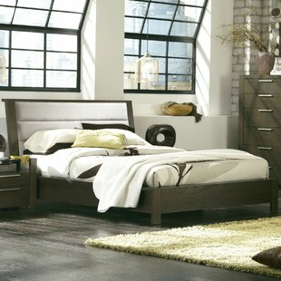 Best Choices Sirena Upholstered Platform Bed by Brayden Studio Reviews (2019) & Buyer's Guide