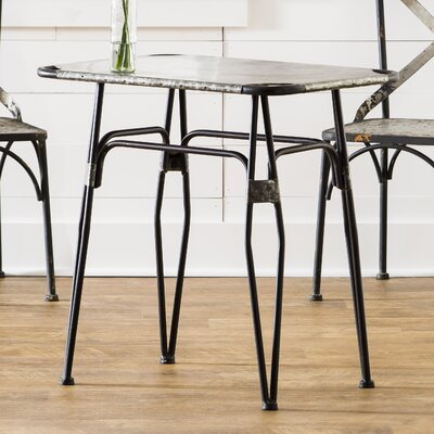 Nguyet Metal Dining Table by Gracie Oaks Best #1
